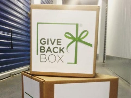 Give Back Box makes it easy to donate old belongings to charity.
