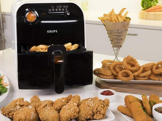 Air fryers may be a good option for those looking to make the transition into a healthier lifestyle