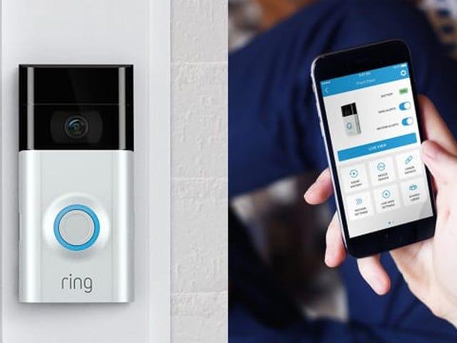 Pinckney police partner with Amazon's Ring doorbell