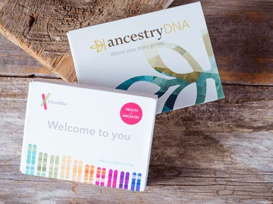 Ancestry and 23andMe DNA Test Kits