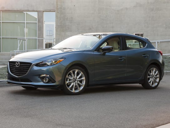 Mazda is recalling U.S. Mazda 3s from 2014 through