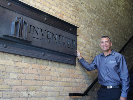 Douglas Boser, CEO and President of Inventure Properties, LLC.