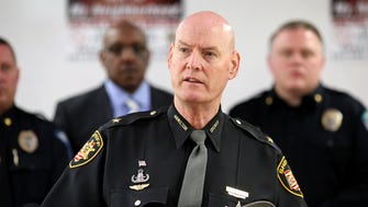 Hamilton County Sheriff Jim Neil