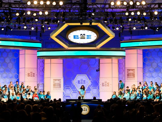 EPA USA NATIONAL SPELLING BEE HUM PEOPLE USA MD