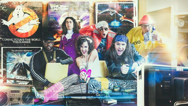 80's Icon Band