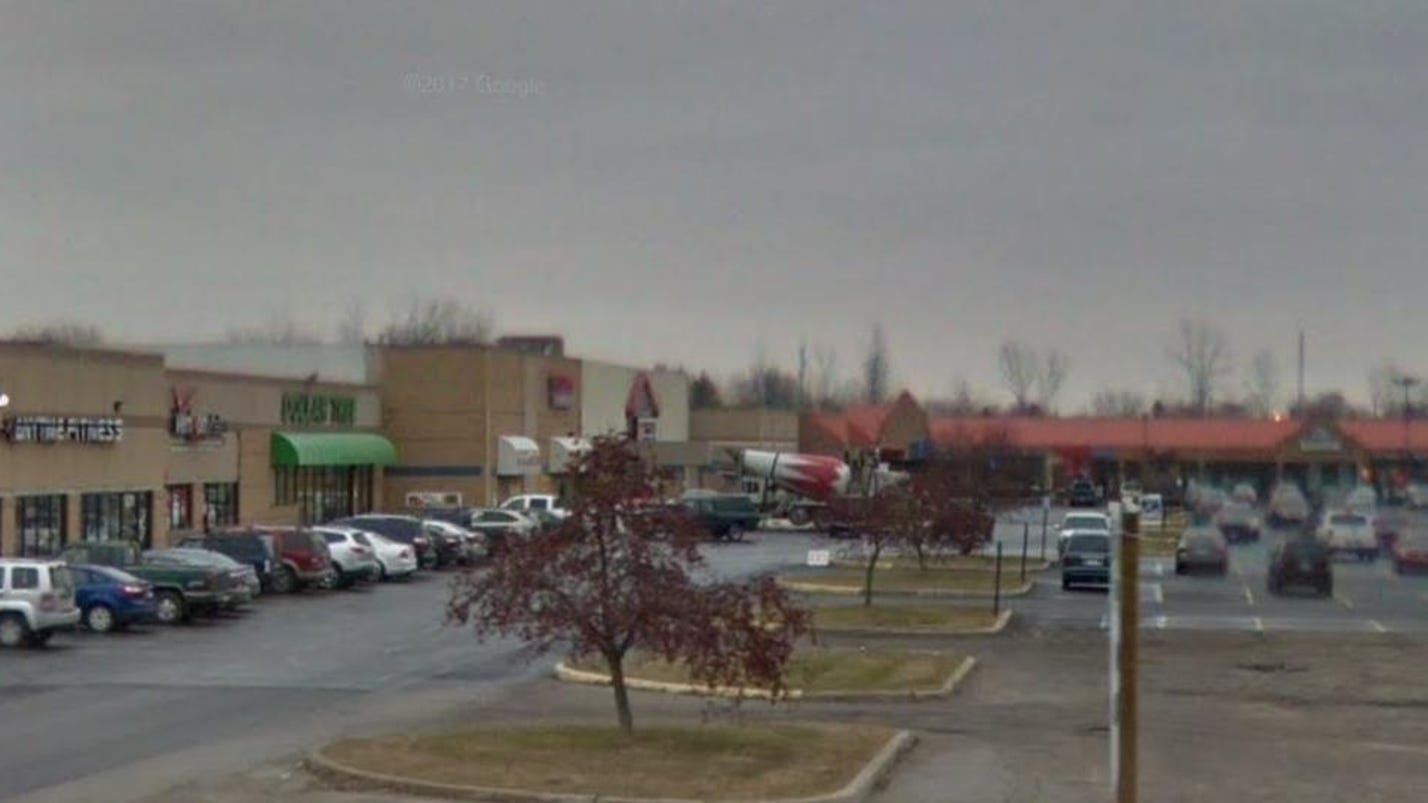 Woman shot at Marysville play center