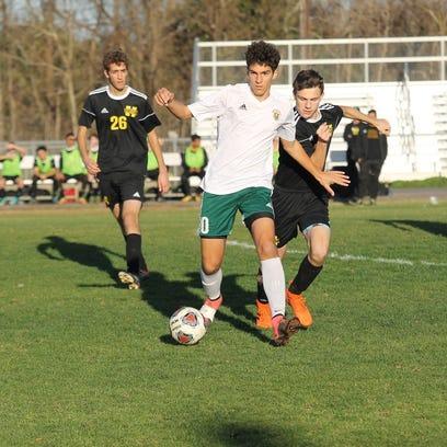 Meet the All-Cenla Soccer Team