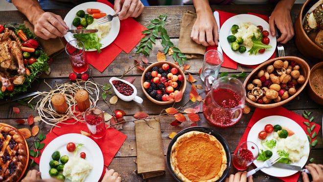 Several restaurants in Livingston County will be open on Thanksgiving Day, Nov. 28.