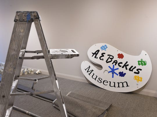 The A.E. Backus Gallery and Museum expansion and renovation