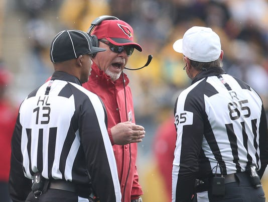 NFL: Arizona Cardinals at Pittsburgh Steelers