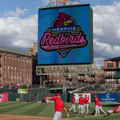 Tacoma shuts out Redbirds at home, 5-0