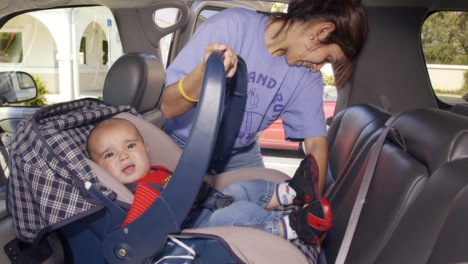 Holly City Family Success Center in Millville will host a free car seat inspection and installation event from 11 a.m. to 2:30 p.m. Oct. 8.