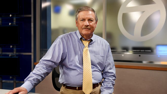 Longtime local weather forecaster Gary Pickens is running for City Council in District 1.