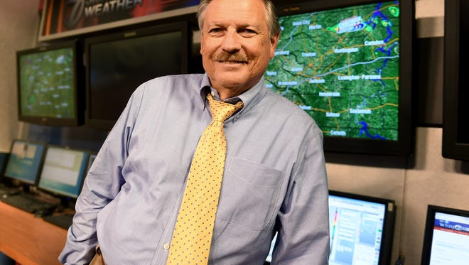 WBBJ 7 forecaster Gary Pickens is retiring after 29 years with the station in Jackson.