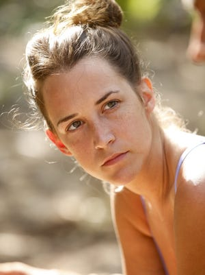 """Ciera Eastin is back for """"Survivor: Game Changers."""" The Emmy Award-winning series returns for its 34th season with a two-hour premiere March 8."""