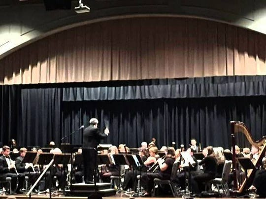"""On Tuesday, June 6, the Capitol Sounds Concert Band present their annual """"Summer Spectacular"""" concert at Saint James United Methodist Church."""