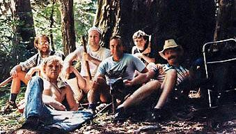"""""""The Bears"""" built the first trail up Opal Creek in 1988."""