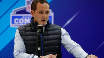 Philadelphia Eagles executive vice president of football operations Howie Roseman said the Eagles did background checks on Michael Bennett.