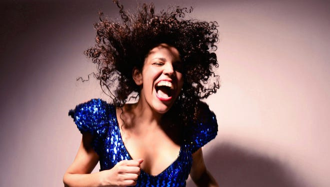 Xenia Rubinos will perform Saturday at Ithaca Underground's Big Day In #13 at the Haunt.