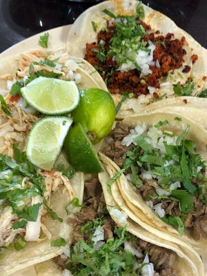 Authentic tacos are a specialty of ZaZa Mexican restaurant, which debuted Feb. 19 in the former space of Kirk's Coney Island on Marco Island.
