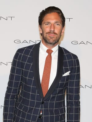 New York Rangers goalie Henrik Lundqvist attends House of Gant Presentation during the Spring 2016 New York City Fashion Week on Sept. 10, 2015.