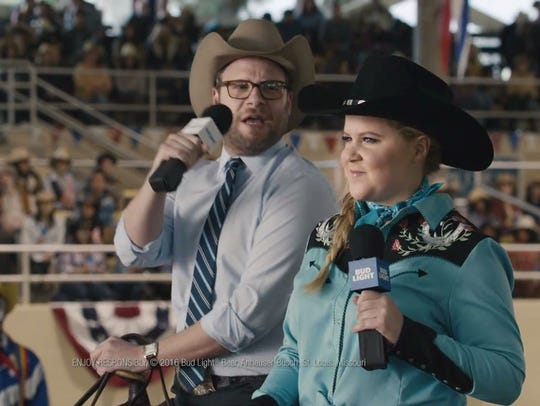 """Anheuser-Busch's ad """"The Bud Light Party"""" to air during"""
