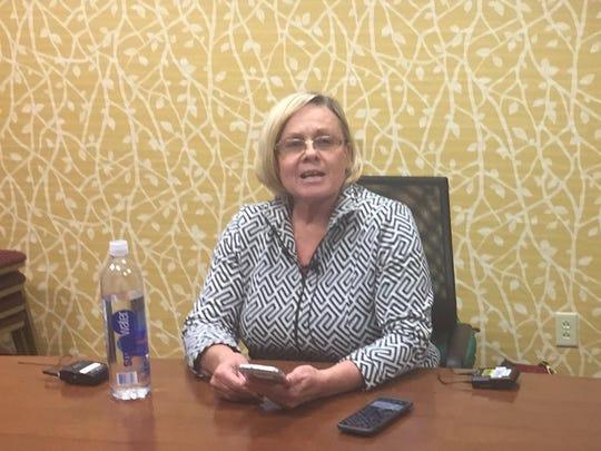Sherrie Stone, Tommy Arthur's oldest daughter, speaks