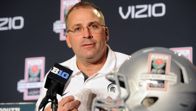 Michigan State defensive coordinator Pat Narduzzi was announced officially to be Pittsburgh's new head coach.