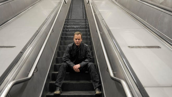 Kiefer Sutherland may be absent from a new installment of '24.'