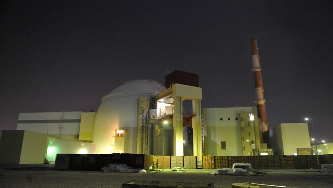 Iran's Bushehr Nuclear Power Plant  is one of the facilities that would be covered by a comprehensive agreement Iran is negotiating with world powers. Negotiations restart next week.