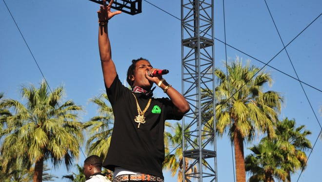 A$AP Rocky takes a risk an exhaustive list of guest features on latest album