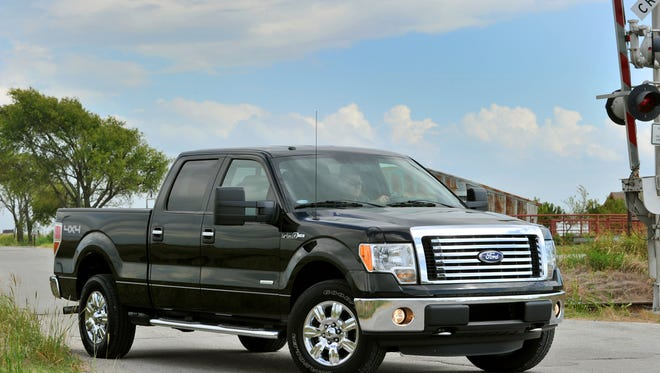 Federal regulators are investigating whether 2011 and 2012 Ford F-150 pickups could experience sudden loss of power brakes.