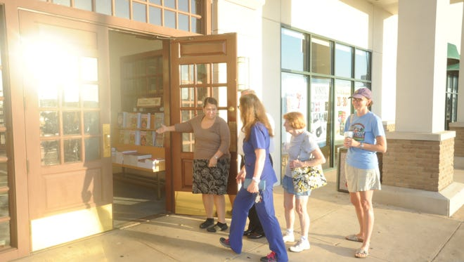 "Barnes & Noble on Youree Drive opened at 7 a.m. so readers could get their copy of ""Go Set a Watchman."""