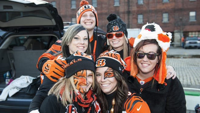 Bengals fans can attend training camp for free across from Paul Brown Stadium.