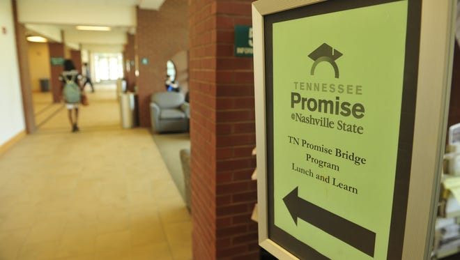 Colleges are preparing for thousands of Tennessee Promise students to arrive on campus in the fall.