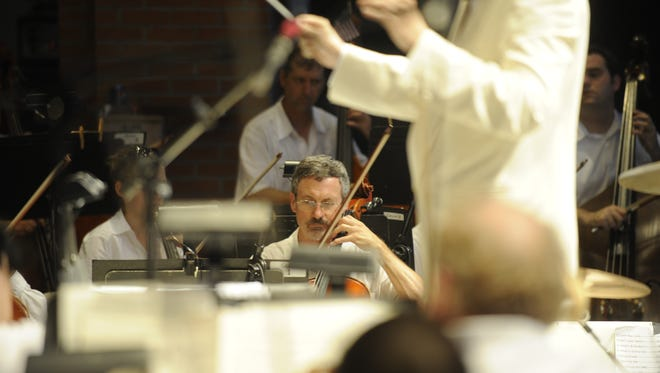 Acadiana Roots returns Sept. 17 with the Acadiana Symphony Orchestra.