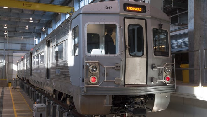 PATCO officials announced the light rail line connecting South Jersey and Philadelphia will go back to a full schedule starting Jan. 2
