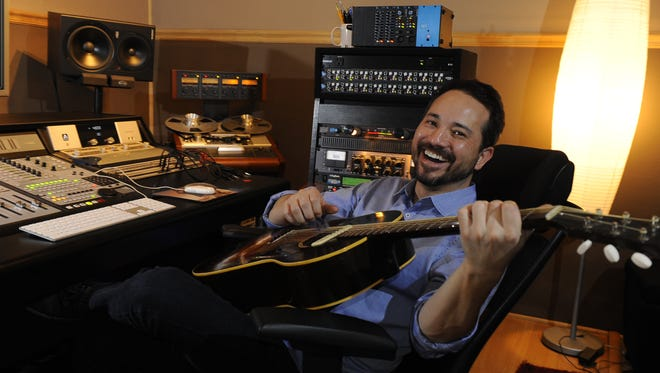 Dave Brainard is a Grammy-nominated producer who has worked with artists Brandy Clark, Jerrod Niemann and Jamey Johnson.