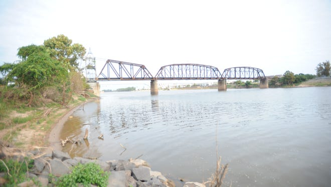 Red River as of Oct. 21, 2015