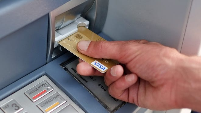 A conspiracy to steal credit card information from gas station customers at dozens of locations throughout Southern California and Nevada — including one in Rancho Mirage and Bermuda Dunes — has put eight men in the sights of federal agents.     (JEAN-SEBASTIEN EVRARD/AFP/Getty Images)