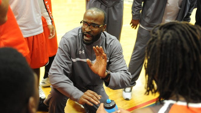 Former Mansfield Senior boys basketball coach JT Reese is the first person to play in the News Journal All-Star Classic as a high school player, play in the alumni game, coach the game and now officiate the game.