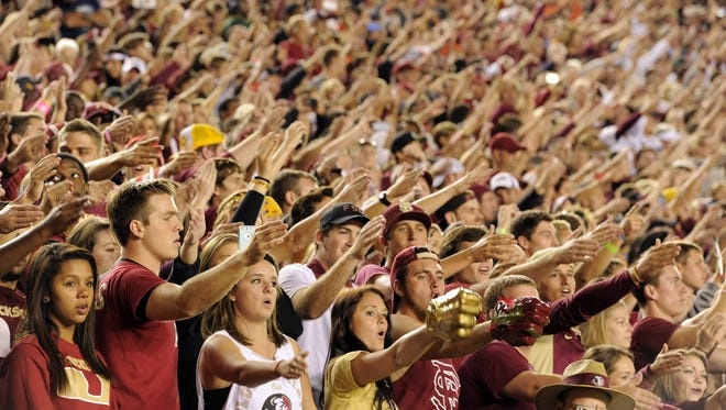 "A majority white university citing a small section of the Seminole nation's consent over the portrayal of Osceola and the ""tomahawk chop,"" may be the institutional epitome of saying ""I have black friends."""