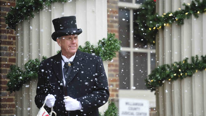 Franklin hosts a variety of parties this weekend, from Dickens of a Christmas to the Downton Abbey Soiree.