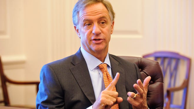 AsTennessee Promise reaches the end of its first full year, Gov. Bill Haslam is turningtoward a new collegechallenge.