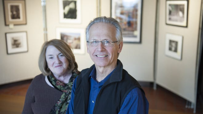 Alan Willoughby will pass leadership duties to Karen Chigounis after directing Perkins Center for the Arts after 25 years.