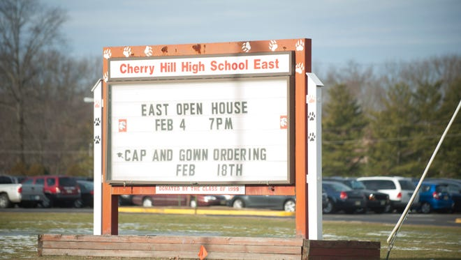 Cherry Hill High School was open Monday after an online threat that had parents and students shaken up.