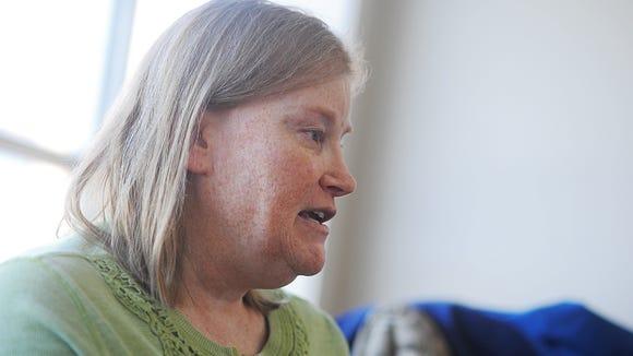 Miranda Gohn, of Aberdeen, S.D., discusses her life