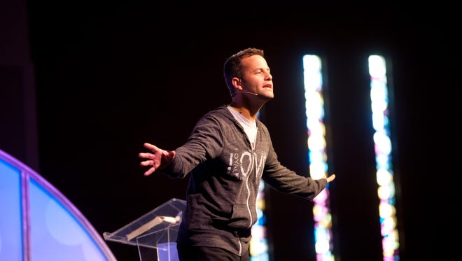 Christian movie star Kirk Cameron visits Fort Myers on Friday.