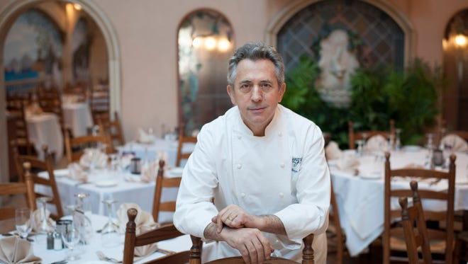 Chef Nunzio Patruno's restaurant, Nunzio Ristorante Rustica, will participate in Collingswood's Spring Restaurant Week, called 'Some Like It Hot.'