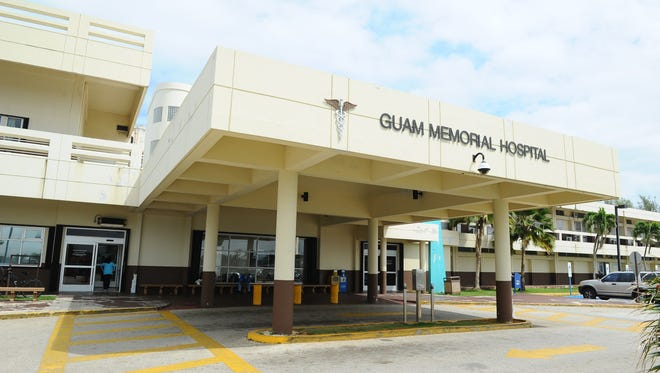 Compact-impact reimbursement shortfalls are clearly evident at Guam's government-run hospital.